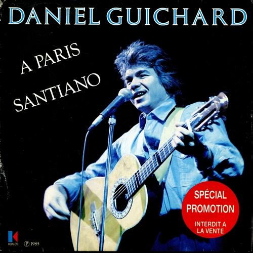 Daniel Guichard A Paris