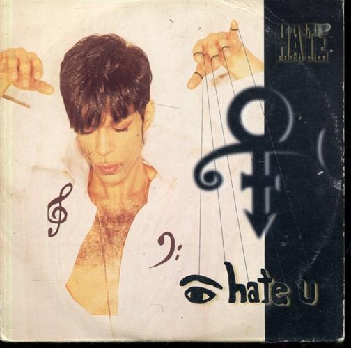 Prince - I Hate U - CD single