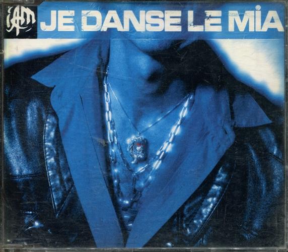 IAM - Je Danse Le Mia - CD Maxi