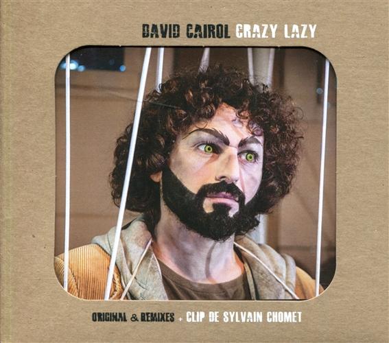 David Cairol - Crazy Lazy - CD Maxi