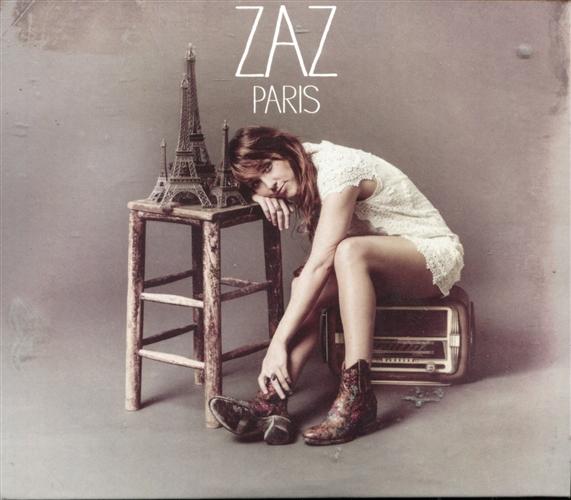 Zaz - Paris - CD