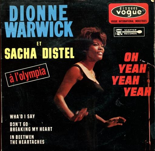 Dionne Warwick Et Sacha Distel Oh Yeah Yeah Yeah