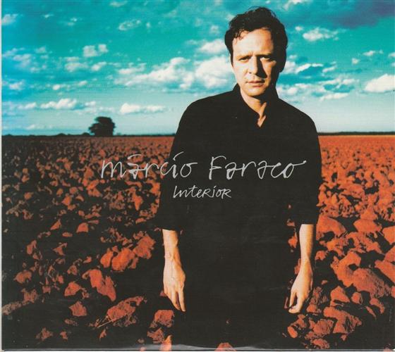 MARCIO FARACO - Interior - CD