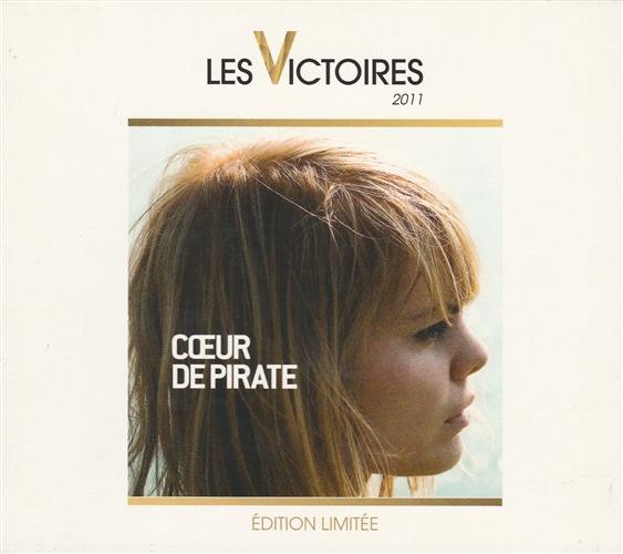 COEUR DE PIRATE - Coeur De Pirate - CD