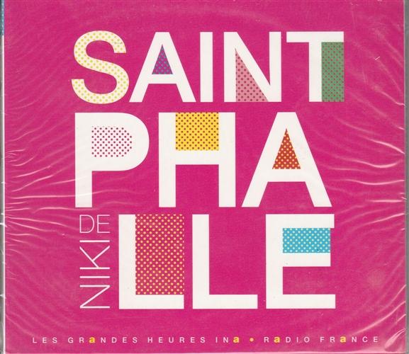 NIKI DE SAINT PHALLE - 1930-2002 Les Couleurs De La Vie - CD