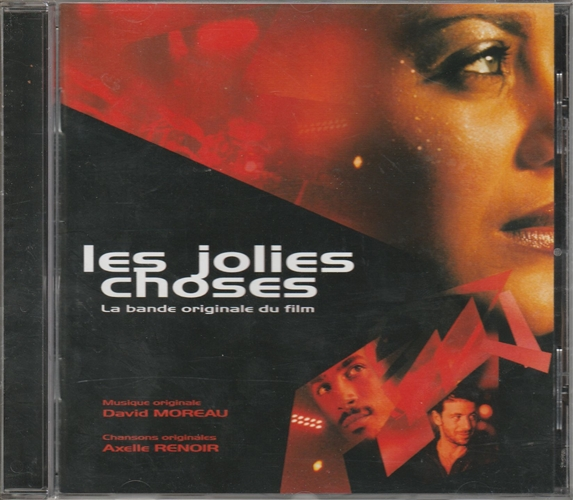 DAVID MOREAU - Les Jolies Choses - CD