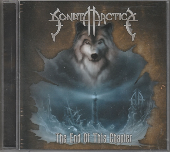 SONATA ARCTICA - The End Of This Chapter - CD
