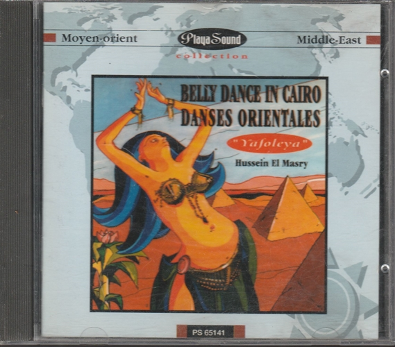 HUSSEIN EL MASRY - Belly Dance In Cairo - CD