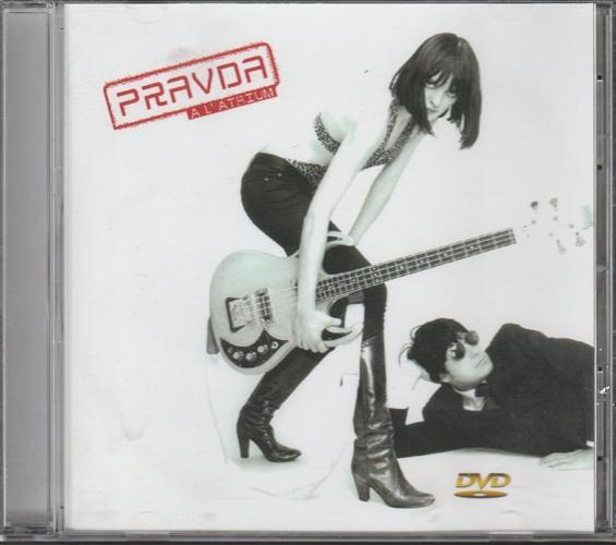 PRAVDA - A L' Atrium - DVD