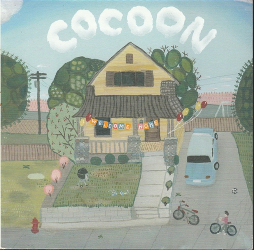 COCOON - Welcome Home - CD