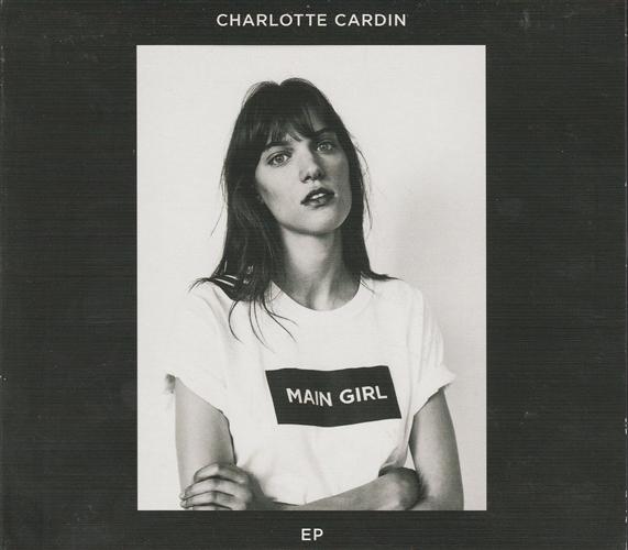 CHARLOTTE CARDIN - Main Girl - CD