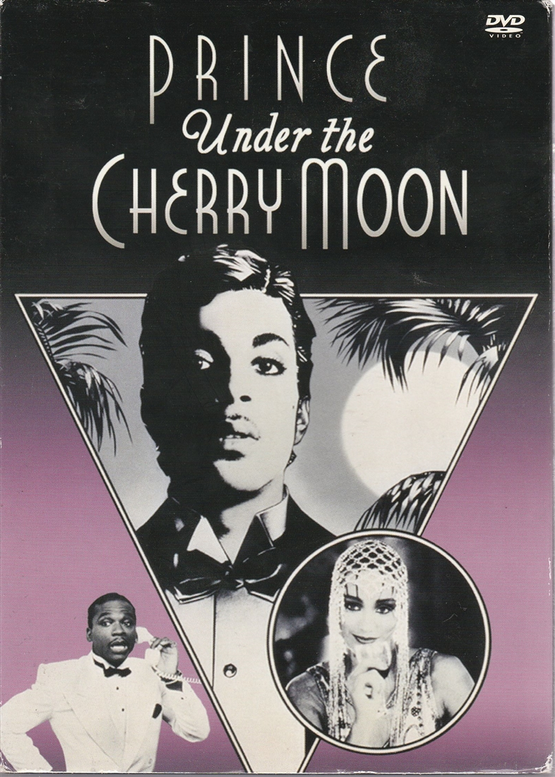 PRINCE - Under The Cherry Moon - DVD