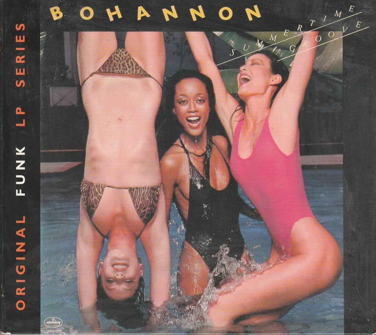 BOHANNON - Summertime Groove - CD