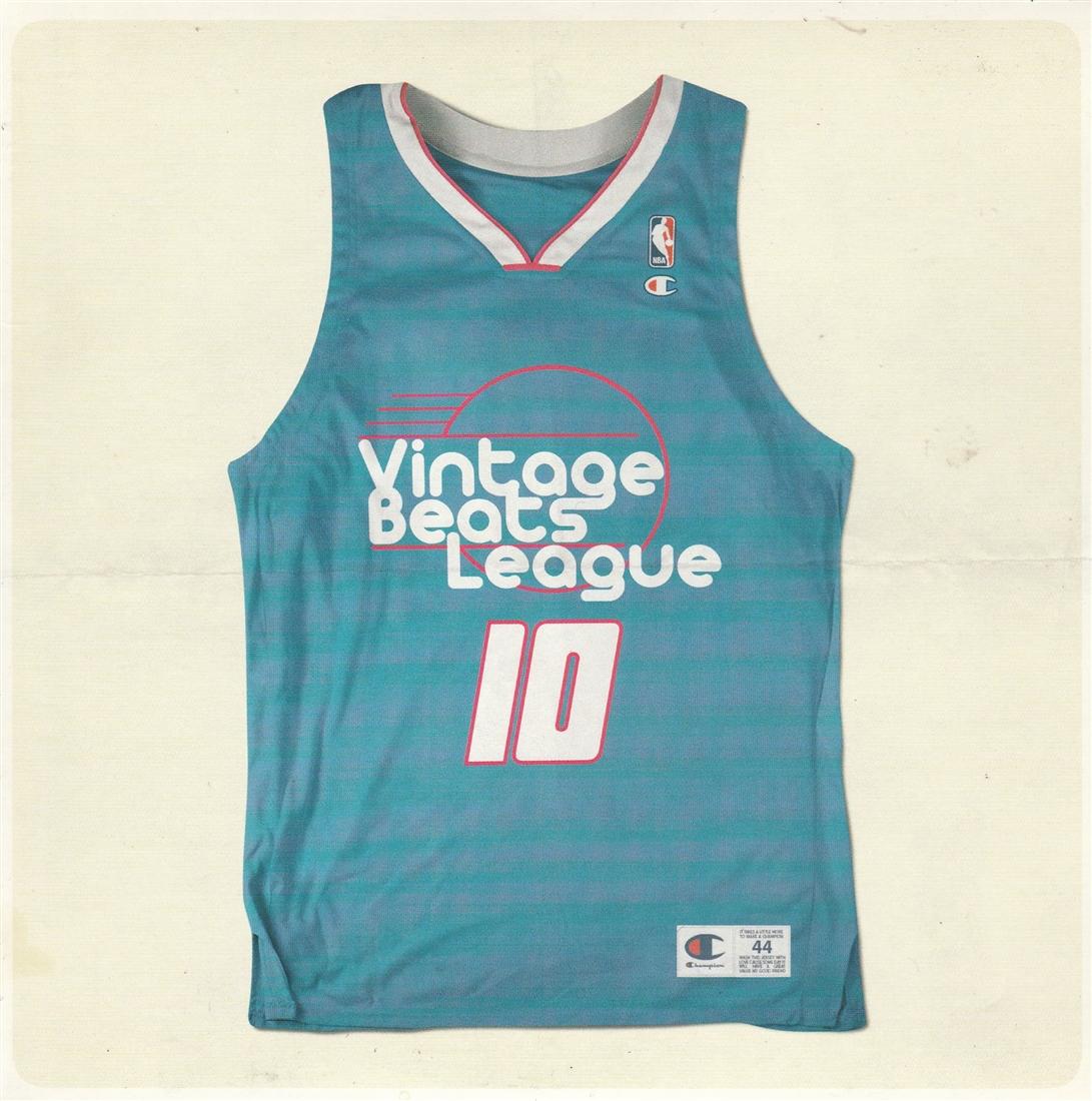 VINTAGE BEATS LEAGUE - Top Ten - 7inch x 1