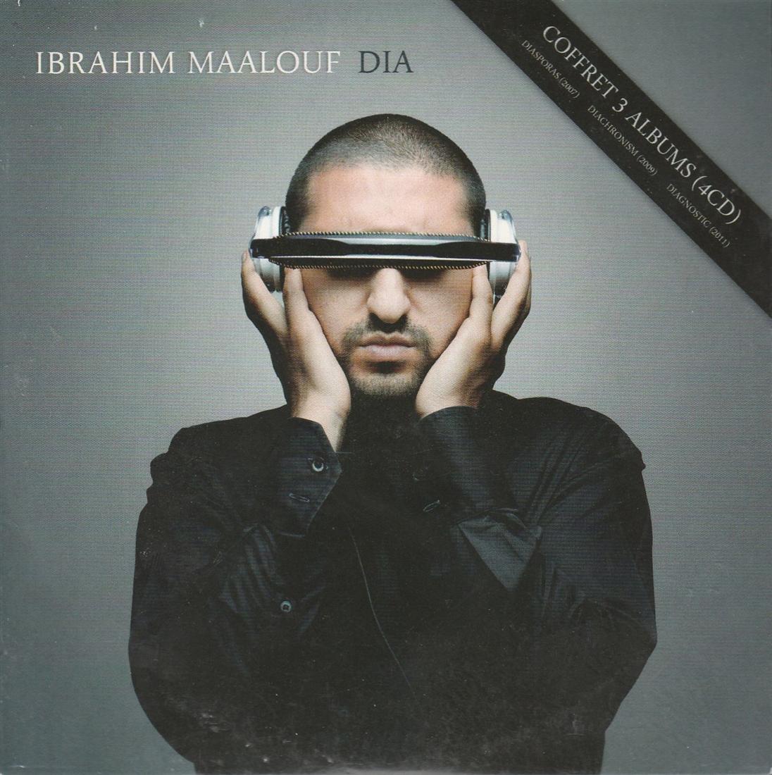 IBRAHIM MAALOUF - Dia - MCD