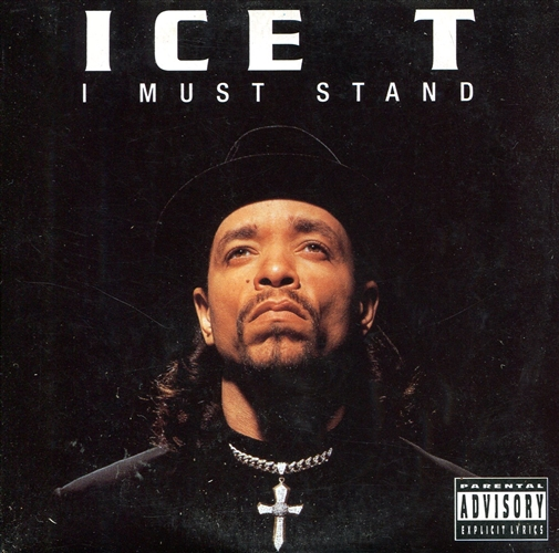 ICE T - I must stand - CD single